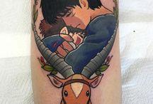 Tattoos (full body)