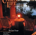 Cabin Life Covers / These are cover images from previous issues of Cabin Life, each linked to that issue's table of contents. / by Cabin Life magazine