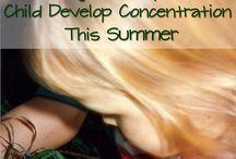 Concentration Ideas