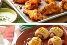 Fun Appetizers / Appetizer ideas for starting a meal or serving at parties!