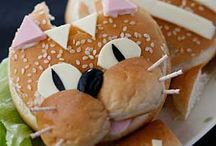 Party Food Ideas / Creative food ideas for children's parties