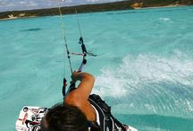 Kitesurfing / To live your life Like a dream!