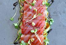 Cured tuna