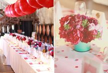 Weddings - Red