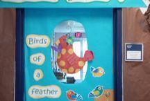 my kindergarten bird house / by Sue Ellen Bennett