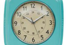Retro klokken