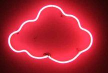 nuvole neon