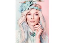 Favourite Pastel Hair / Pastels are fantastic- even more fantastic on hair