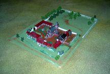 napoleon6mm / Collezione di miniature napoleoniche in 6mm (1/300 o 1/285) con scenari di riferimento. Riproduzioni battaglie. Visita la collezione completa su: http://napoleon6mm.blogspot.it/