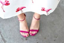 Trend - Flamingo fever / Fashion trend