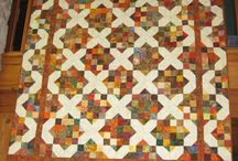 Debbie caffrey quilts / by Sherrill Nester