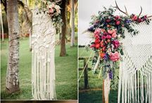 Bohemian Chic Wedding Ideas