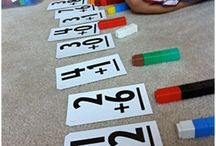 Kindergarten Math / by Kari Anderson