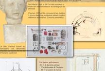 Archéologie Gallo-Romaine / Nouveau tableau en construction ...