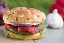 Summer Grilling Recipes / Hamburgers, Hot Dogs, Brats, Sliders, and more