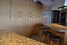 Custom Cabinet & Under Cabinet Lighting / by Cornerstone Builders