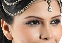 Fashion Headpiece Tikka / Find Quality Tikka Headpiece Jewelry,Hair Jewelry,Women Headpiece/Tikka also known as is traditional Indian jewels to be worn on head. In most of Indian culture. at http://www.heenastyle.com/fashion-headpiece-tikka