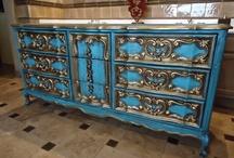 Ornate Furniture