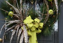 Wreaths / by Stone Gable