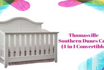 Thomasville Southern Dunes Baby Crib Review