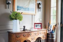 Federal and Colonial Style / Home Decor