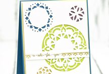 Stampin' Up! Eastern Palace Suite ideas