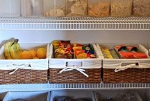 Dream Home-Pantry / by Leesa Kopperud