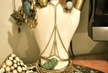 Accesooooorize / Earrings, bracelets, watches, bangles, rings. Neckless, etc