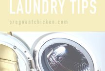 Laundry Tips / Laundry Tips for Baby Items