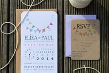 Wedding Invites / For Elle