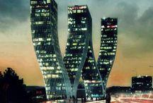 Architecture, cityscapes etc.