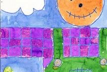 taidetta lasten kanssa