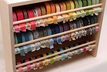 ribbon organised