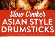 Asian Style Drumsticks