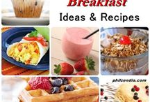 Picky breakfast / Breakfast ideas for picky kids