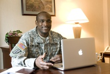 MWR Guest Bloggers / by U.S. Army Family and MWR