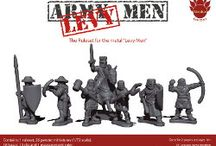 Menhir Games miniatures - Levy Men