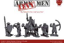 Menhir Games miniatures - Levy Men