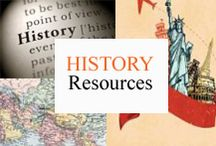 History Resources / Resources and strategies for teaching and learning Social Studies and/or History. / by Tree Top Secret Education