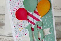 stampin up birthdays