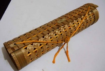 Handcrafted gifting products/solutions from bamboo