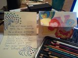 Random Acts of Joy! / I started this board after an assignment I did in a Master's Program at Southwestern College in Santa Fe, New Mexico. The assignment was to make a card, write something really positive in it and mail it to anyone in the world anonymously. I got a thank you card decorated it and said thank you for being you! / by KaSandra Verett