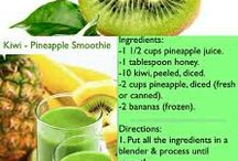 Smoothie recipes / nutritionlife.le-vel.com