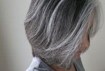 cabelos grisalios