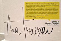 Depoimentos - Clientes Ana Trevisan / //