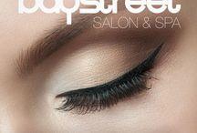 Eye lash extensions / MInk and silk lashes, #boldlashes