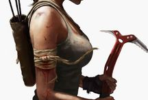Lara Croft ❤️ / She is my God ❤️