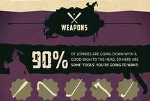 Zombies/Zombie apocalypse