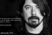 Foo Fighters / Las mejores frases e imágenes de esta excelente banda.