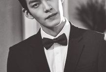 kim Woo Bin / He just a cute boy who act like a badboy :*